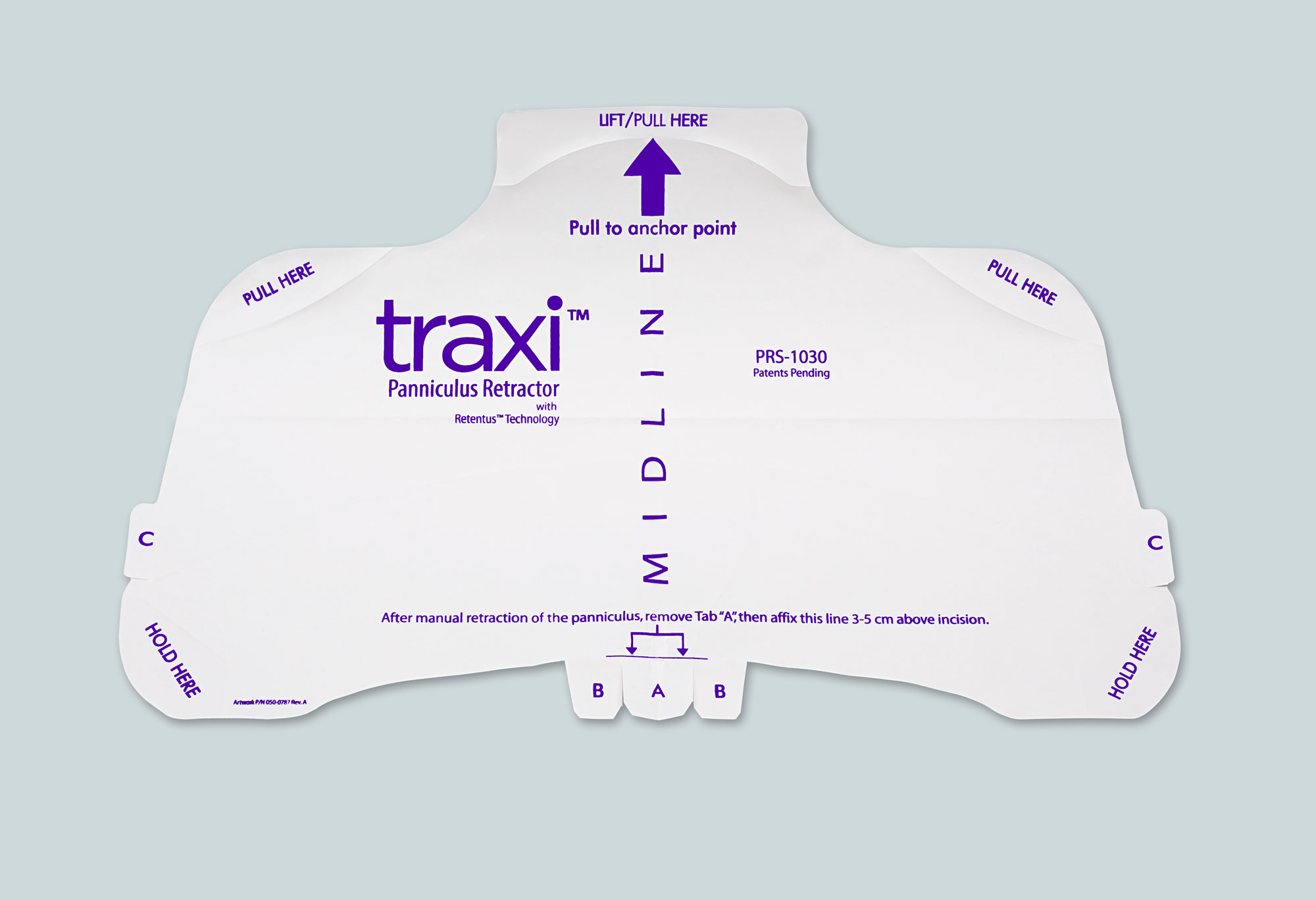 Clinical Innovations Traxi Panniculus Retractor