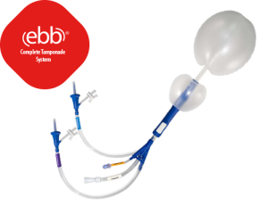 ebb Complete Tamponade system for the Emergency of Postpartum Hemorrhage