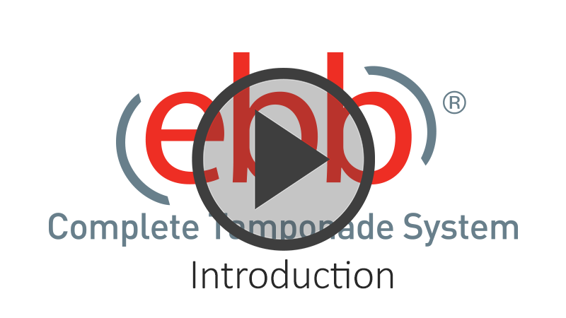 Complete Tamponade System Introduction