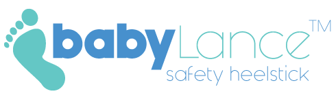 babyLance Safety Heelsticks Logo