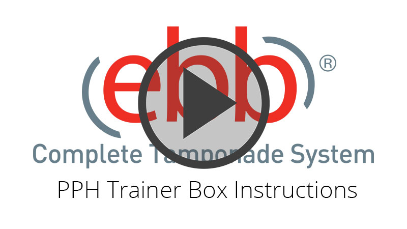 ebb Complete Tamponade System PPH Training Box Instructional Video