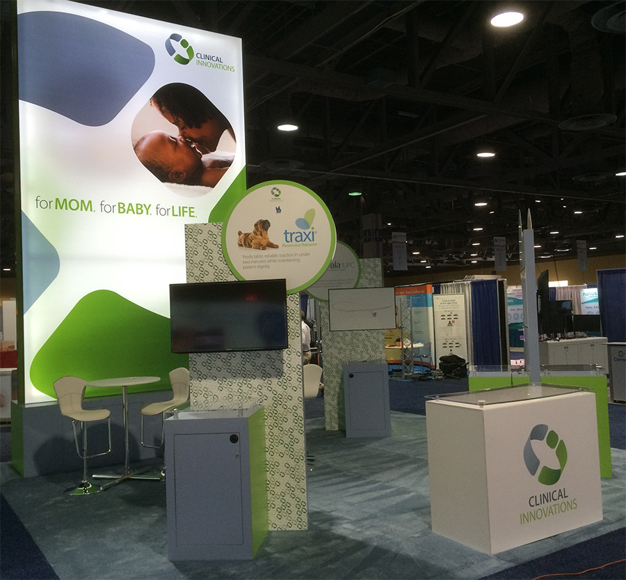 2015 AWHONN Booth - Clinical Innovations