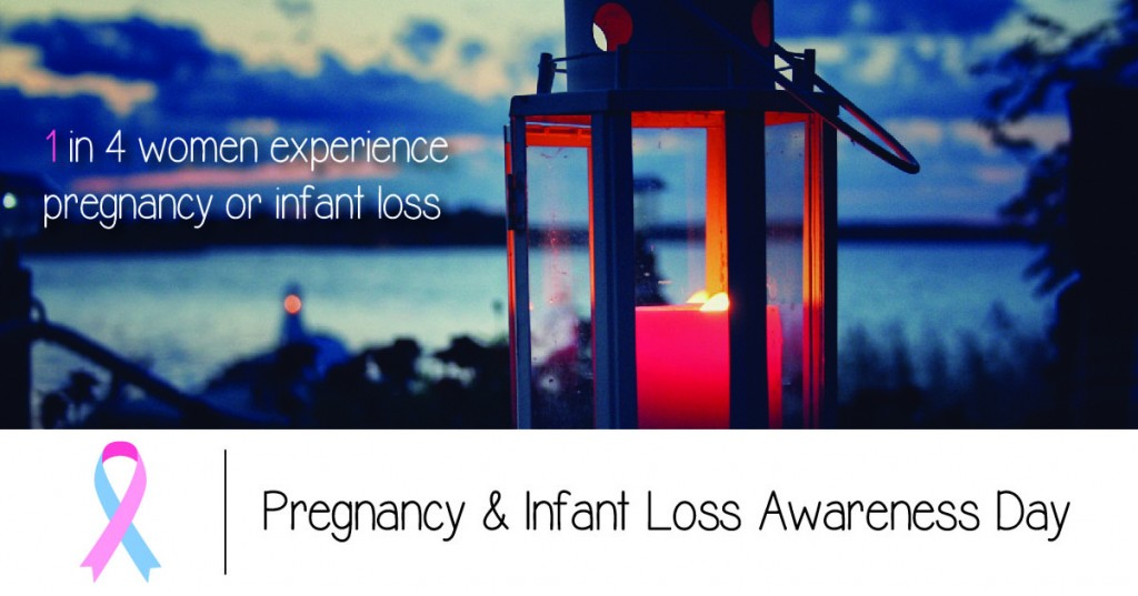 Pregnancy & Infant Loss Awareness Day