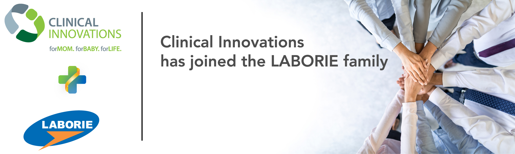 Clinical Innovations Has Joined the LABORIE Family