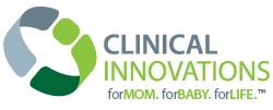 Clinical Innovations – forMOM. forBABY. forLIFE. Logo